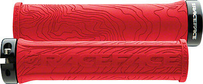 Race Face Half Nelson Lock-On Grip Red