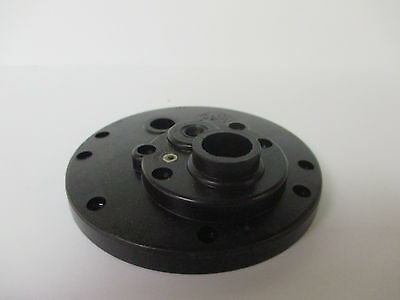 Right Side Plate NEW PENN CONVENTIONAL REEL PART Dark Brown 1-85 Seaboy 85