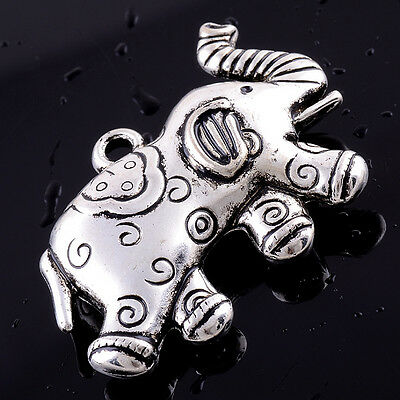 Pretty Perfect Lots 1pcs Alloy Beads Pendant For Necklace Wedding Jewelry