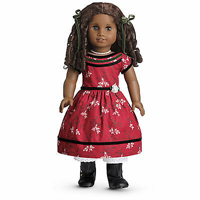 American Girl Cecile's Special Dress New In Box