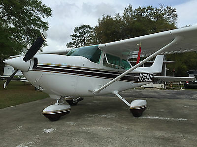 IMMACULATE LOW TIME 1979 CESSNA R172 HAWK XP AIRCRAFT-HANGARED SINCE NEW!!!