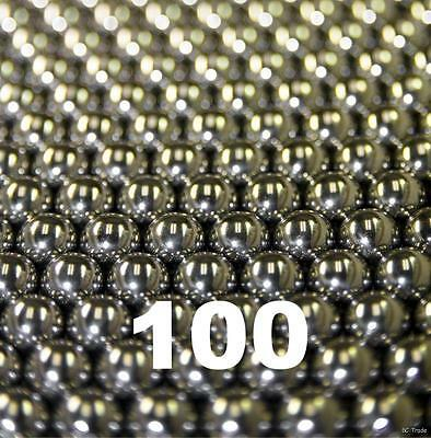 """100 5/16"""" Inch G25 Precision 420 Stainless Steel Bearing Balls"""