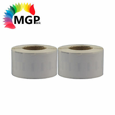 2x Rolls of 99012 Large Address/Shipping label 36mm x 89mm for Dymo LabelWriter