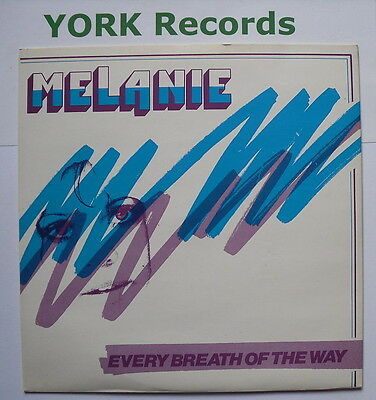"MELANIE - Every Breath Of The Way - Excellent Con 7"" Single Neighbourhood NB 1"