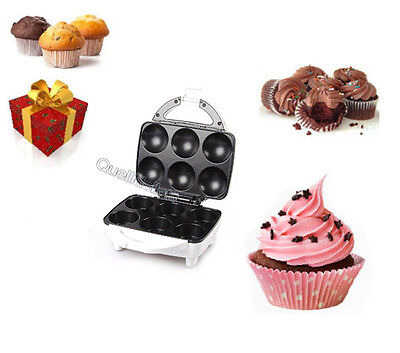 Macchina Cupcake Muffin Cupcakes Dolci Cup Cake Party Feste Piastra Elettrica