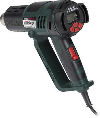Professional heat gun hot air blower hot air gun with LCD display 2000 watts