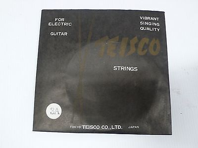 Teisco Vintage Bass guitar string single 3rd A New Old Stock