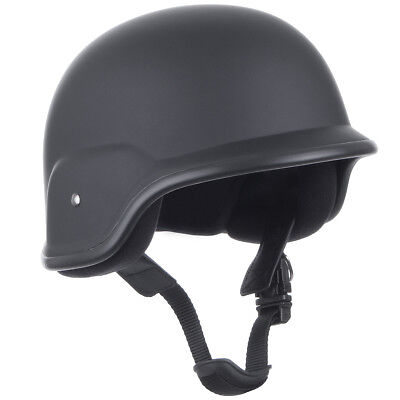 Tactique Bw Army Parade Bataille Formation Casque Head Protection Airsoft Noir