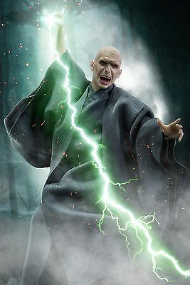 """Star ACE Harry Potter and The Deathy Hallow """"LORD VOLDEMORT"""" Collectible Figure"""
