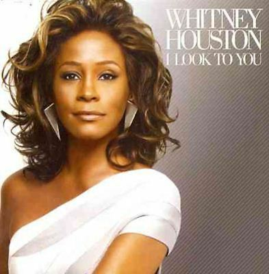 Whitney Houston - I Look to You (2009) (CD) a