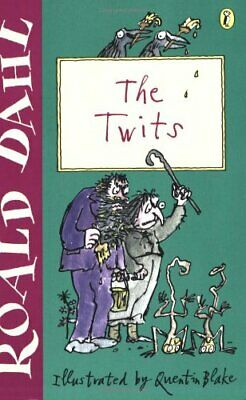 The Twits, Dahl, Roald Paperback Book The Cheap Fast Free Post