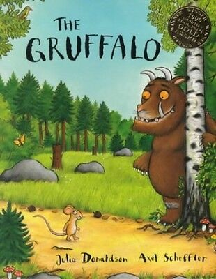The Gruffalo, Donaldson, Julia Paperback Book The Cheap Fast Free Post