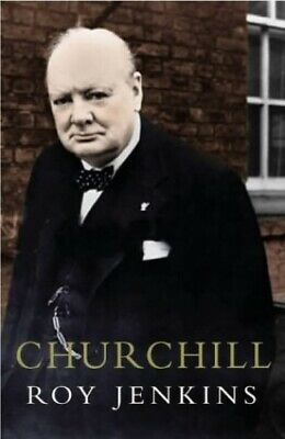 Churchill: A Biography, Jenkins, Roy Hardback Book The Cheap Fast Free Post
