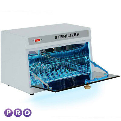 Professional Salon UV Ultraviolet Tool Sterilizer Sanitizer Cabinet