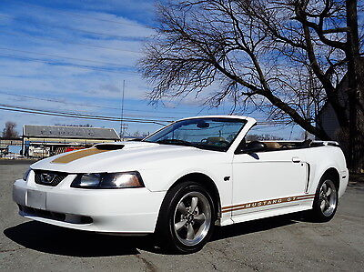 Ford : Mustang CONVERTIBLE NO RESERVE V8 GT SPORT 5-SPEED CUSTOM EXHAUST 2DR COUPE LOADED LEATHER COLD A/C