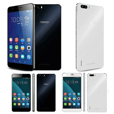 "New Huawei Honor 6 Plus 4G LTE Smart Mobile Phone Octa Core 5.5"" FHD 3GB+32GB"