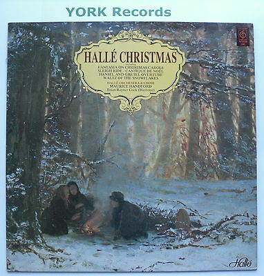 CFP 40340 - HALLE ORCHESTRA - Halle Christmas HANDFORD - Excellent Con LP Record