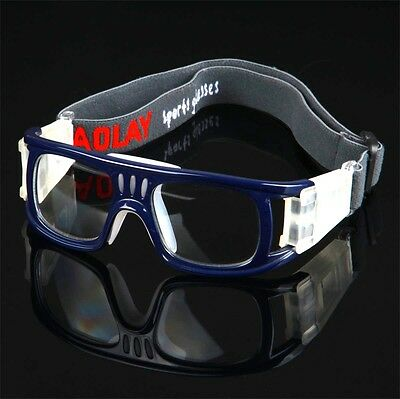 Sports Protective Eyewear Goggles Basketball Football Rugby Ice Hockey Glasses