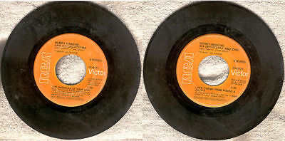 Henry Mancini Romeo & Juliet The Windmills Of Your Mind 45 RPM Vinyl Record