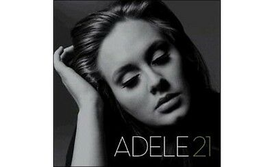 Adele - 21 (CD, 2011) Rare, LN, & Complete! Someone Like You Rolling in the Deep