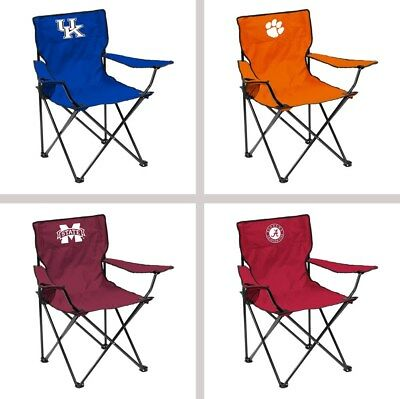 Choose Your NCAA College Team Quad Adult Folding Tailgate Chair by Logo Chairs