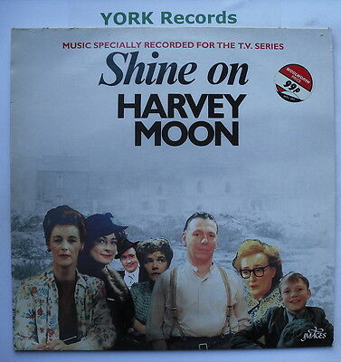 SHINE ON HARVEY MOON - TV Series Recording - Ex Con LP Record Images IMG 0003