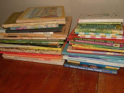 LOT 40 + CHILDREN'S BOOKS PICTURE BOOKS STORIES LARGE TO SMALL
