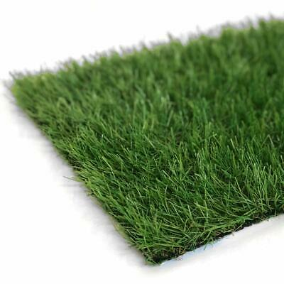 30mm Ibiza Artificial Grass Realistic Fake Astro Lawn Turf - 2.2kg / m2!