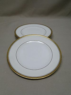 Syracuse China MONTICELLO Old Ivory 4 Bread and Butter Plates