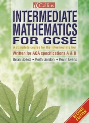 Mathematics for GCSE - Intermediate Mathematics for... by Evans, Kevin Paperback