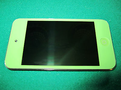 Apple iPod Touch 4th Gen. 32GB Green -Loose/No Display- AS IS -No Bundle