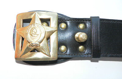 USSR Soviet Red Russian Army Military Belt Buckles NEW