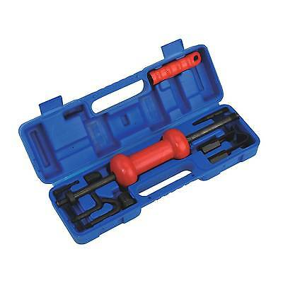 Sealey 2.25kg Slide Hammer Tool Kit 9pc - Includes Carrying Case - DP9/5B