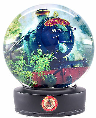 NEW Universal Wizarding World of Harry Potter Hogwarts Express Snow Globe