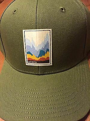 NWT - Limited Edition Patagonia Roger That Hat Graphed  - Sold Out - NEW