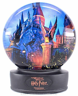 NEW Universal Studios Wizarding World of Harry Hogwarts Castle Snow Globe