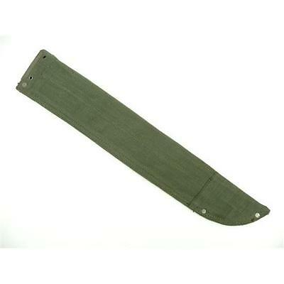 WWII Canvas British Machete Sheath / Free Shipping