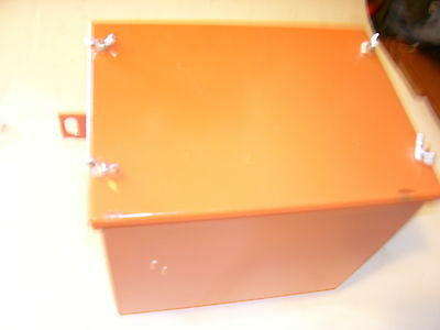 ALLIS CHALMERS  B - C - CA TRACTOR BATTERY BOX  & COVER -NEW