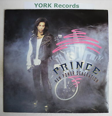 "PRINCE - New Power Generation - Ex Con 12"" Single"
