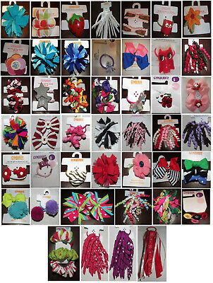 Gymboree selection hair ponytail holders NWT UPICK pony-os vintage & recent