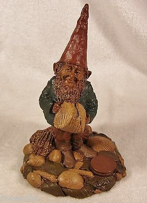 """Tom Clark Gnome '84~#1077 Giovanni-R~Ed 63~One of the """"Beach Boys"""" Band~Collecti"""