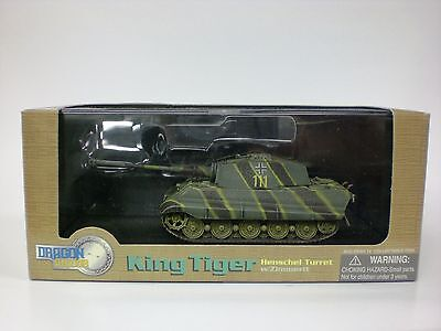 Dragon Armor 1:72 Scale King Tiger Henschel Turret w/Zimmerit Item No. 60049
