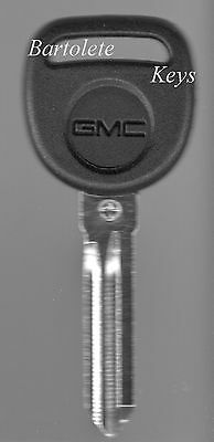 OEM Transponder Key Blank Fits 2008 2009 2010 2011 2012 2013 2014 GMC Savana