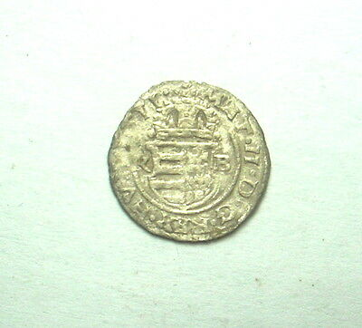 UNKNOWN MEDIEVAL SILVER COIN