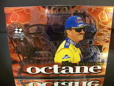 Rare Mike Skinner #31 Lowe's Press Pass Stealth 1999 Octane Card # O 19/36