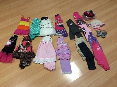 Lot of 18 Month Baby Toddler Girl Clothes Jumping Beans Circo Baby Gap Carter's