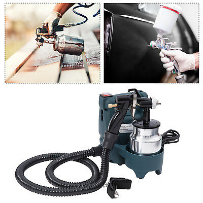 HOMCOM 600W Electric Paint Sprayer Airless Painting Gun Tool Kit Auto