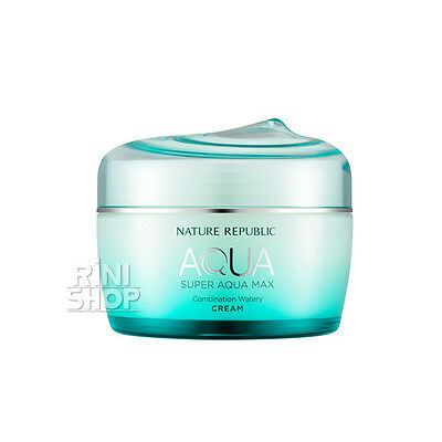 [NATURE REPUBLIC] Super Aqua Max Combination Watery Cream 80ml rinishop