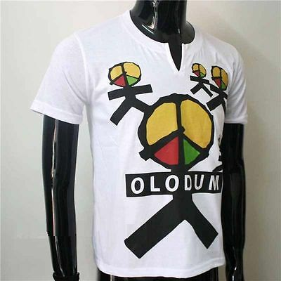 Michael Jackson Olodum T-Shirt Mtv: They Don't Care About Us