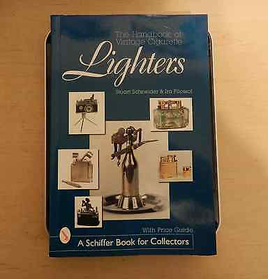The Handbook of Vintage Cigarette / Cigar Lighters Dates and Prices